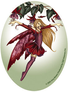 Fuchsia Fairy Air Freshener