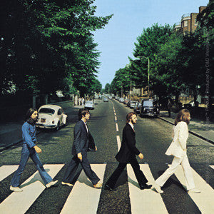 Abbey Road The Beatles Sticker