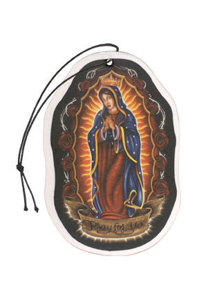 Virgin of Guadalupe Mirror Ornament