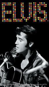 Rare Elvis Sticker