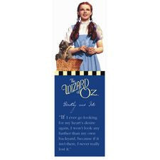 The Wizard of Oz Bookmark Dorothy N Toto