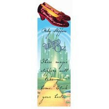 Ruby Slippers The Wizard of Oz Bookmark