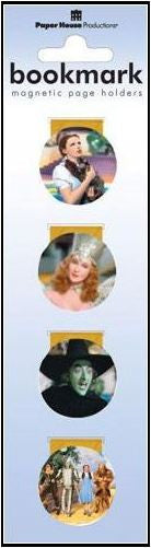 The Wizard of Oz Book Clips Memo Clips