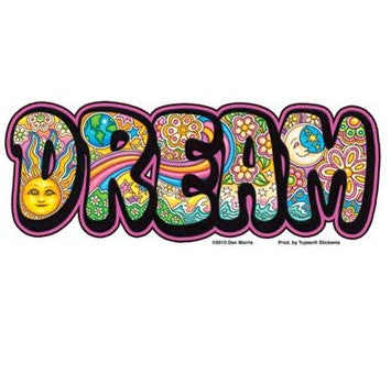 Whimsical Dream Sticker