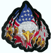Screamin USA American Eagle Patch