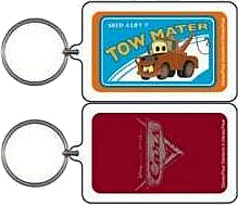 Tow Mater Keychain