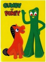 Gumby and Pokey Magnet
