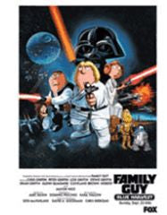 Blue Harvest Family Guy Magnet
