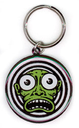 Green Dude Keychain