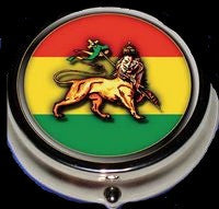 Lion of Judah Pocket Ashtray