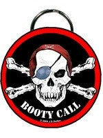 Booty Call Pirate Keychain Bottle Opener
