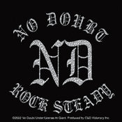 No Doubt Sticker