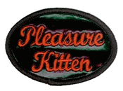 Pleasure Kitten Patch