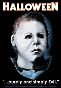 Michael Meyers Horror Halloween Sticker