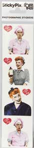 I love Lucy Stickers Pack