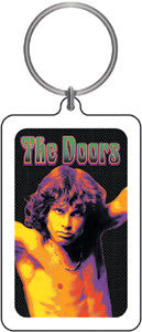 Orange The Doors Keychain