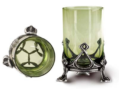 Absinthe Forest Fairy Shot Glass