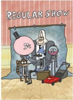 Cartoon Network Regular Show Magnet