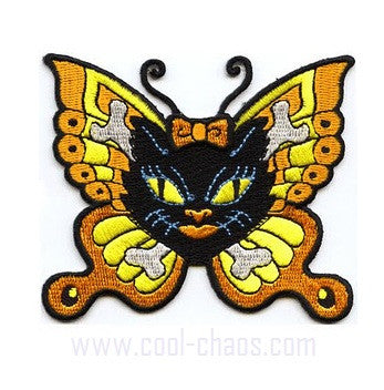 Butterfly Cat Patch