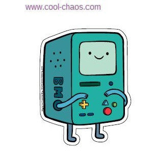 Adventure Time with Finn & Jake Beemo Sticker
