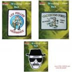 Breaking Bad Patches-Set of 3