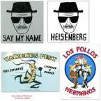 Breaking Bad Stickers Set 1