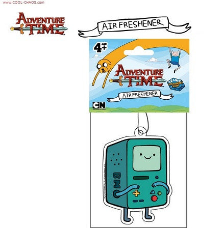 Adventure Time with Finn & Jake BMO Air Freshener