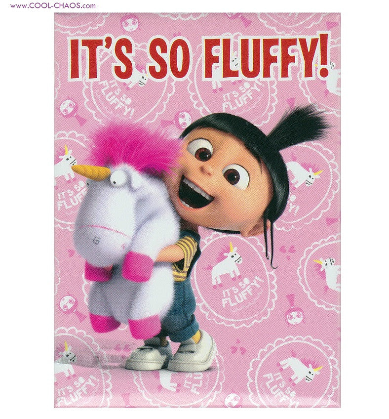 Despicable Me 2 Agnes Magnet