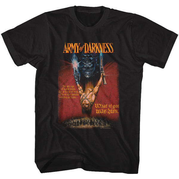 Army of Darkness T-Shirt / Movie Poster Tee