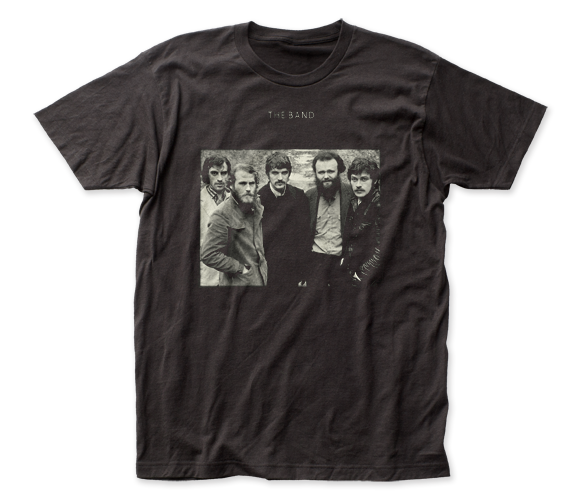 The Band T-Shirt / The Band Group Photo Throwback Rock Tee