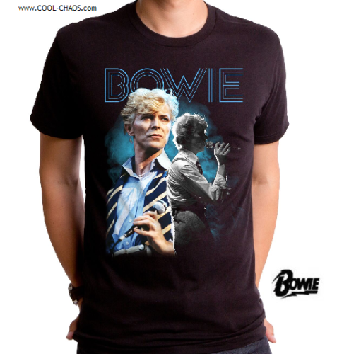 David Bowie Let's Dance T-Shirt / 80's David Bowie,80s throwback Rock Tee