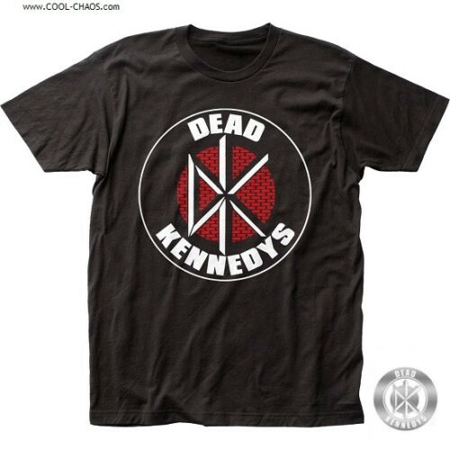 Dead Kennedy's T-Shirt / Bricks Logo,80's Punk rock,Hardcore punk Throwback Tee