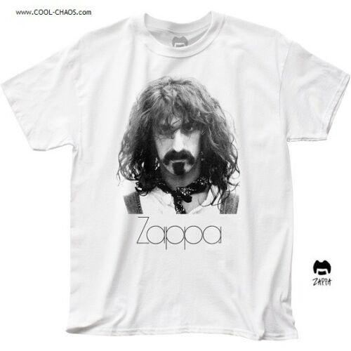 Frank Zappa T-Shirt / Frank Zappa Tribute T-Shirt / Retro Rock Tee