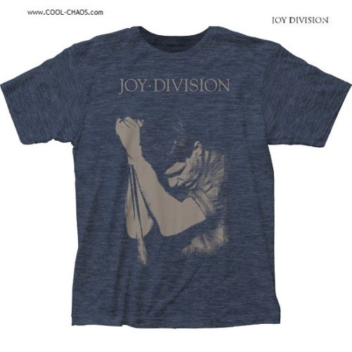 Joy Division T-Shirt / Ian Curtis Joy Division Throwback Rock Tee