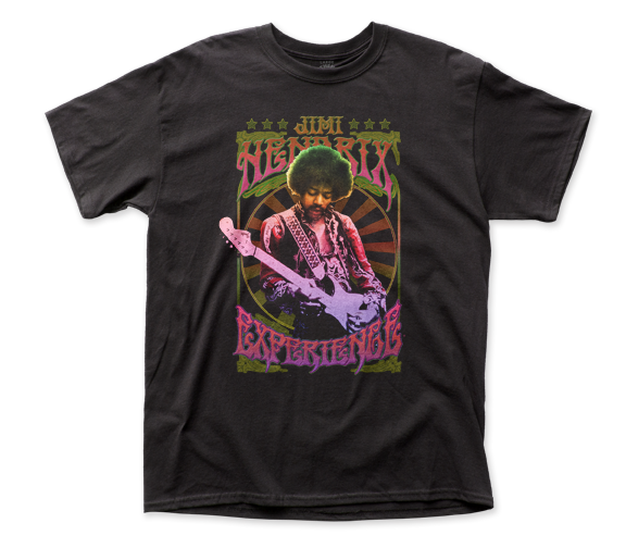 Jimi Hendrix T-Shirt / Jimi Hendrix Are you Experienced Cool Rock Tee