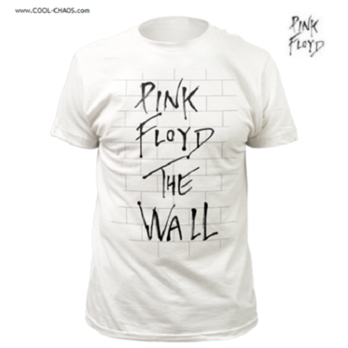 Pink Floyd T-Shirt / Pink Floyd The Wall Retro Rock Tee