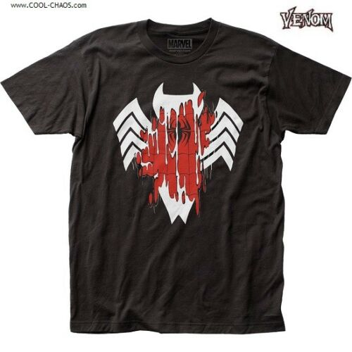 Venom T-Shirt by Marvel Comics - Venom Transforming Comic Book Tee