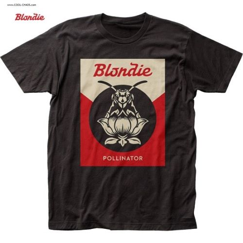 Blondie T-Shirt / Official BLONDIE Pollinator Rock Tee,Retro New,Punk 70s shirt