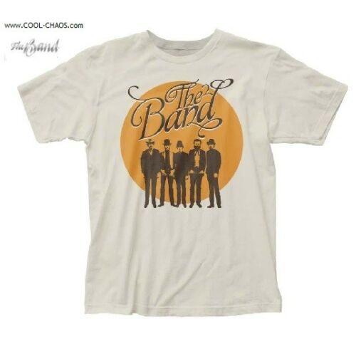 The Band T-Shirt / The Band Catskills Album Retro Tee