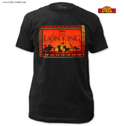 Disney's The Lion King T-Shirt / Men's Lion King Tee