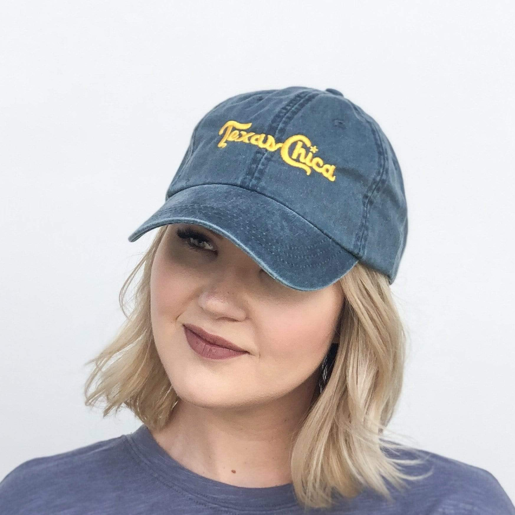 Texas Chica Hat - Brave Boutique