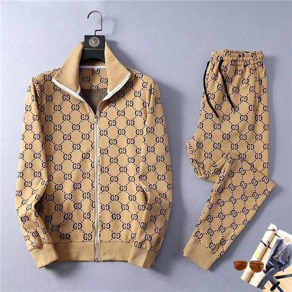 Mens fashion Luxury Tracksuit