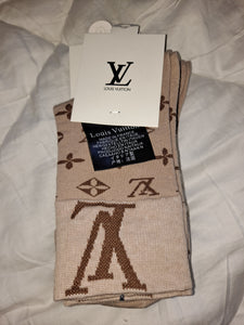 Facebook post LV Socks