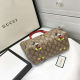 Gucci luxury designer handbag Micky cute design bags