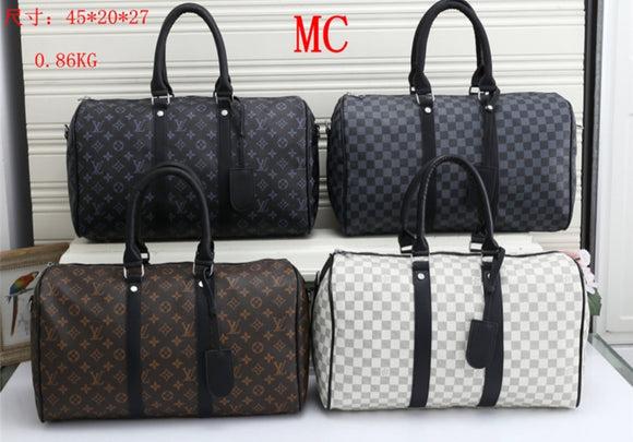 WHOLESALE MIX LV DUFFEL