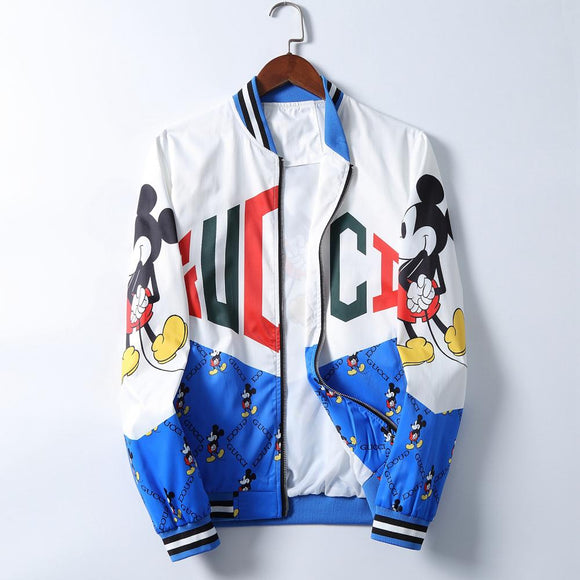GG Mickey Jacket Windbreaker