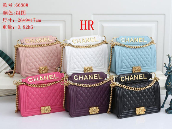 (Wholesale Quantity 5+ WSHB) CC Crossbody Hand bag