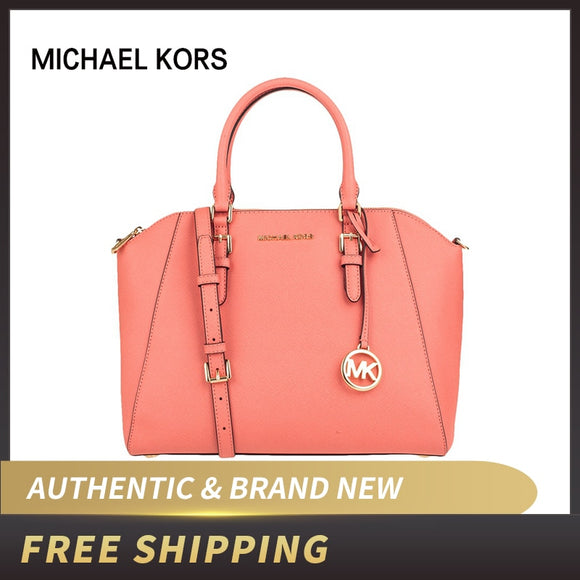 Michael Kors Large Satchel Handbags  Lux - Dominick's Boutique