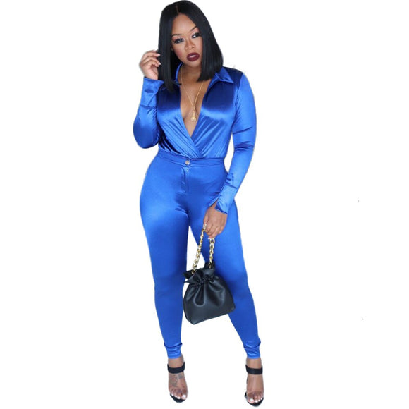 Sexy Night Club Jumpsuit - Dominick's Boutique