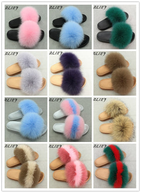 Cute Plush Slippers